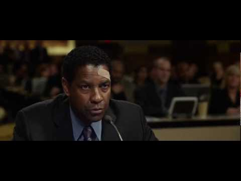 Denzel Washington confession (Flight)