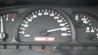 Opel Vectra B 2.0 16V DTI TOP Speed & Acceleration 0-199km/h mit Chip