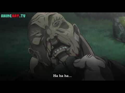 Baki 2018 : Hanayama vs Speck Cuộc Chiến Sinh Tử