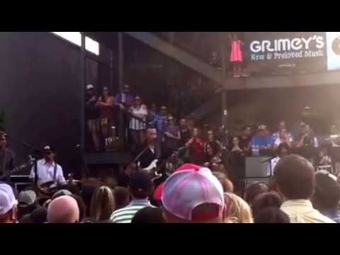 """Jason Isbell and the 400 Unit """"White Man's World"""" at Grimey's Release Party 6/16/17"""
