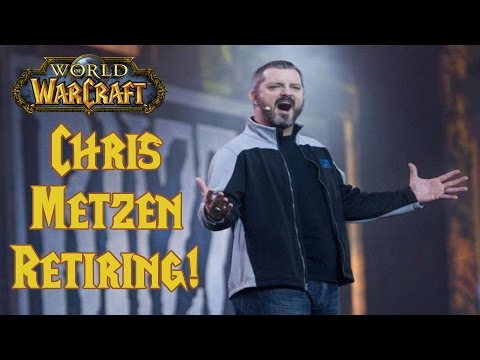 Thank You, Chris Metzen! - World of Warcraft Gameplay