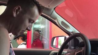 Kids First Time McDonalds Drive Through Experience - Reaction to Intercom - Simple Life Philippines