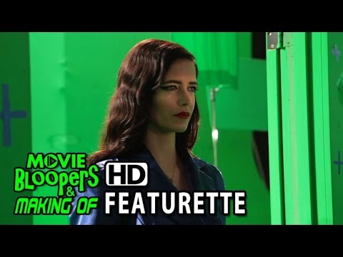 Sin City: A Dame To Kill For (2014) Blu-ray Featurette - Eva Green streaming vf