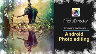How to use photodirector in android phone || best photo editing app for android | photo editing apps