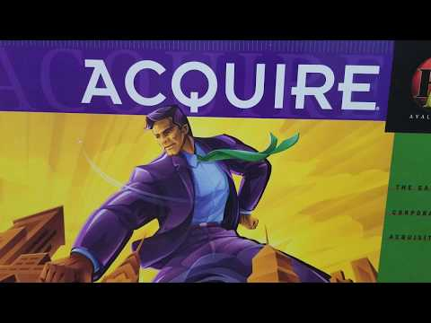 Acquire: How to Play