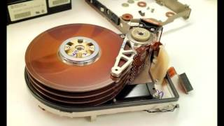 A brief history of the hard drive