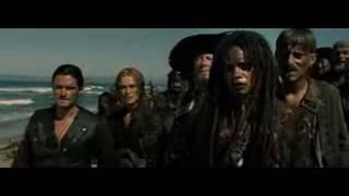 Пираты Карибского моря На краю Света (2007) трейлер