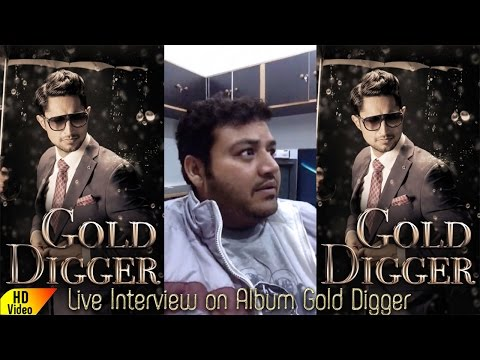 Live Interview on Gold Digger Album | Prince | Brad | Astar | Parmanad | Babla Kathuria