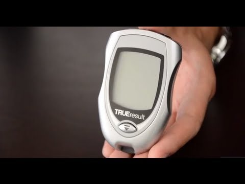 True Result Blood Glucose Meter Review
