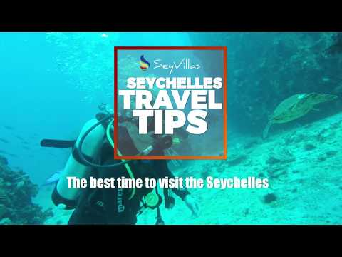 The best time to visit the Seychelles