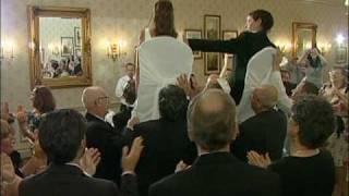 Jewish Wedding Hora Dance at The Old Mill Inn Toronto | GTA Wedding Videographer