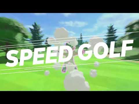 Mario Golf Super Rush - Video
