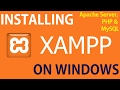 Gambar cover How to: Install XAMPP on Windows 10