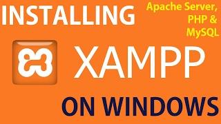Gambar cover How to: Install XAMPP on Windows 10