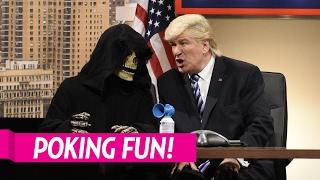 Alec Baldwin Pokes Fun at Ivanka Trump Nordstrom Drama