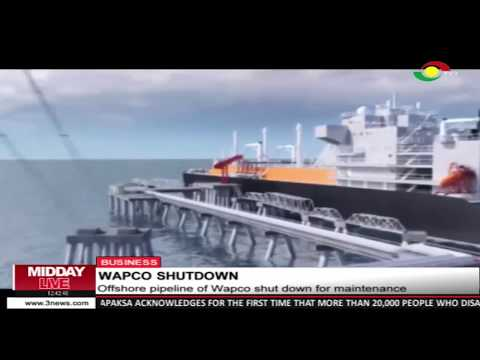 WAPCO to shutdown offshore pipeline for maintenance