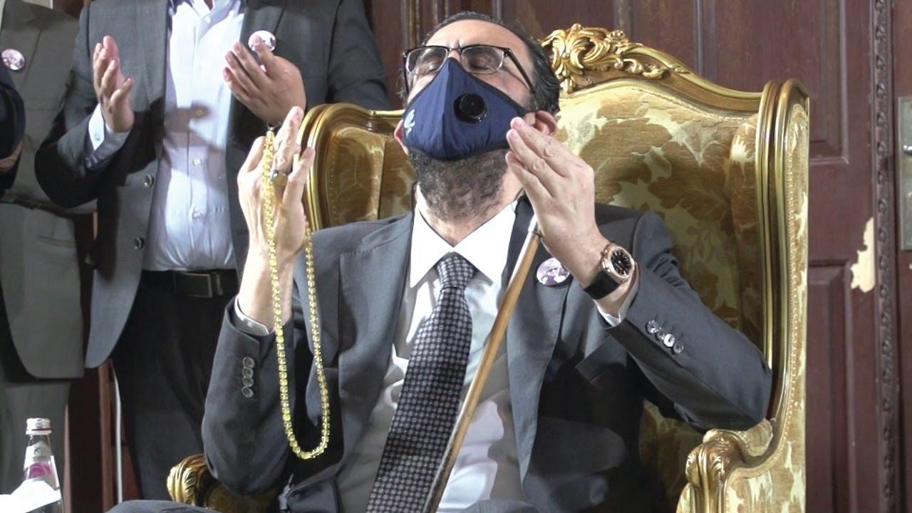 قصيدة يا ذا المكية في التكية الرئيسية في السليمانية - 3/8/2020