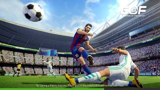 NetEase Champion of the Fields (COF) Android - Real Time Football game [Tutorial + Gameplay]
