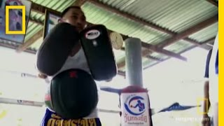 Thai Kickboxers | National Geographic