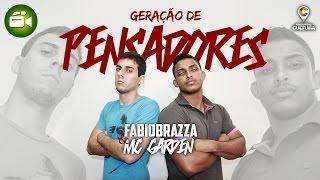 Geração de Pensadores (Clipe Oficial) - Fabio Brazza e Mc Garden thumbnail