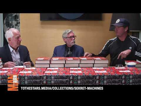 Sekret Machines - Signing & Q&A Ft. Tom DeLonge