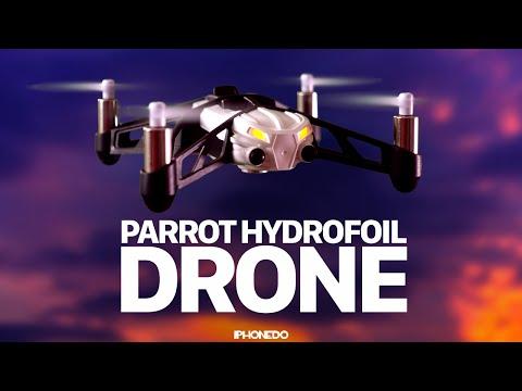 Parrot Hydrofoil — Drone