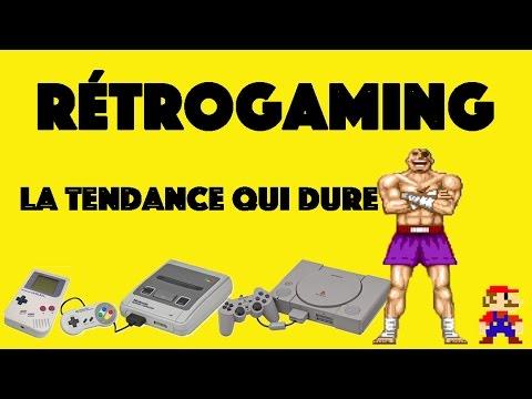 Rétrogaming, retour tendance des vieux jeux-vidéo
