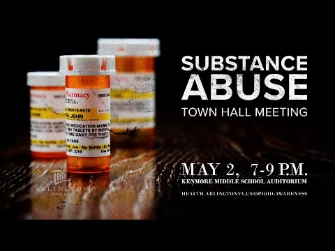 One Voice: Arlington County Town Hall Meeting on Substance Abuse