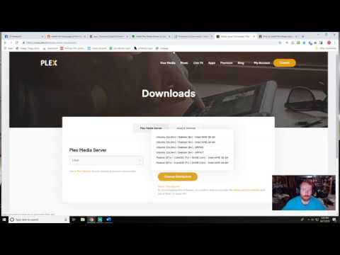 Installing Plex in Proxmox CT with NFS Share