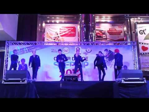 [120819] D@SH cover B2ST / BEAST :: Mystery + Soom @ SSS Cover Dance STEP UP