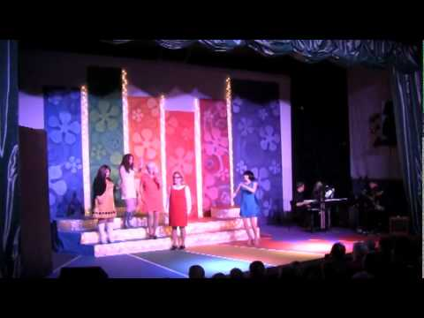 Rangeley Friends of the Arts Presents Shout ! The Musical