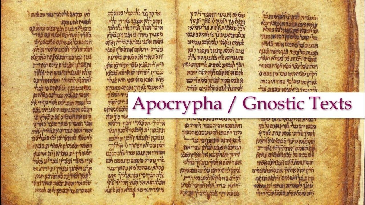 The Revelation of Adam, Gnostic Texts