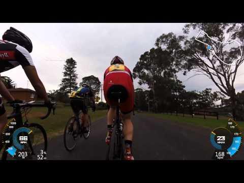 Race Parramatta Cycling Club Oakville Lap 3 & 4 18 Apr 15