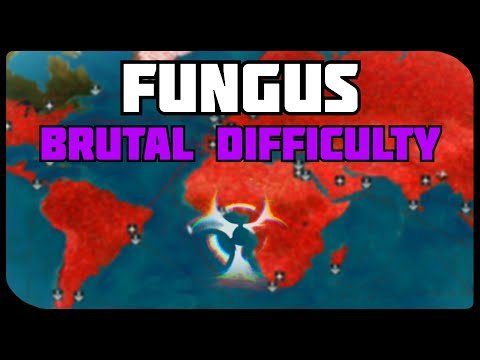 How to Beat Fungus Brutal Mode in 2020 | Plague Inc. Fungus Walkthrough (No Commentary)