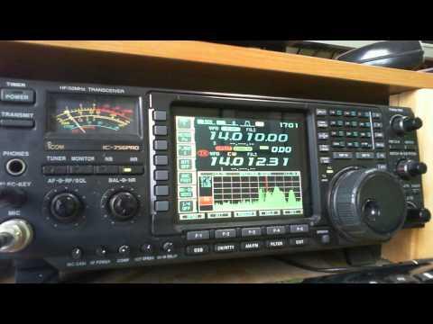 C21GC Nauru nice signal on 20 metres CW