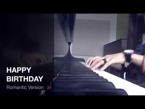 PIANO | Happy Birthday (Romantic Version)