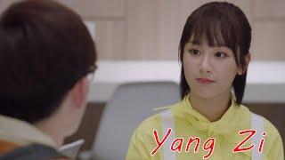 Go Go Squid Beautiful Actress - Yang Zi - 杨紫
