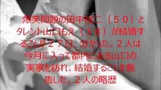 説明 田中裕二と山口もえが結婚でも太田光代社長は否定? そうなの?