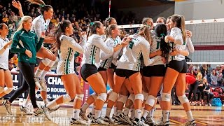 Rainbow Wahine Volleyball 2016 - #12 Hawaii Vs USC