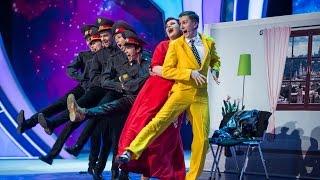 КВН 2017 Высшая лига Четвертая 1/8 (16.04.2017) ИГРА ЦЕЛИКОМ Full HD