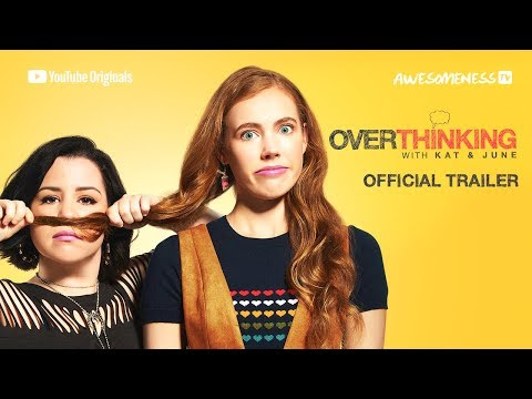 Overthinking with Kat and June I Official Trailer