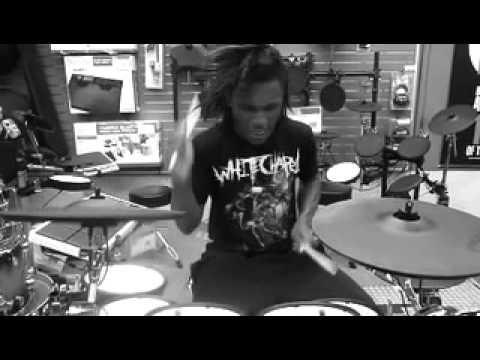 Ill nino drum  Te Amo I Hate You