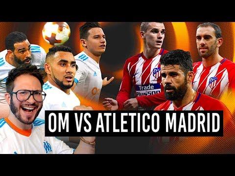 OM vs ATLETICO MADRID : LE RÉSULTAT VIRTUEL EST TOMBÉ ! Finale Ligue Europa