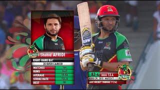 T20 STARS SHAHID AFRIDI    #CPL20 #T20Stars #CricketPlayedLouder #ShahidAfridi screenshot 5