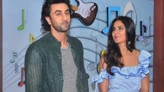 Ranbir Kapoor & Katrina Kaif's Awkward Moments During Jagga Jasoos Promotions   Bollywood Buzz