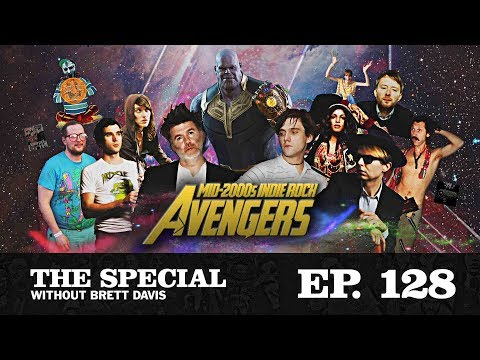 """The Special Ep. 128: """"Mid-2000s Indie Avengers"""" with Naomi Fry & Sailor Boyfriend"""