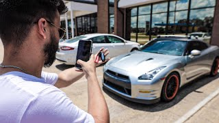 My Insane First 24 Hours with a Nissan GTR.
