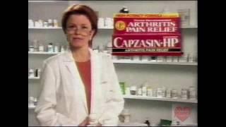 Capzasin HP | Television Commercial | 2003 thumbnail