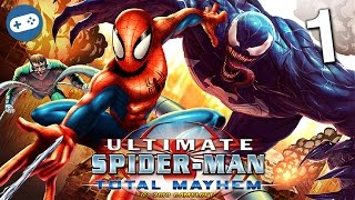 Ultimate Spider-Man Total Mayhem Gameplay iOS Part 1