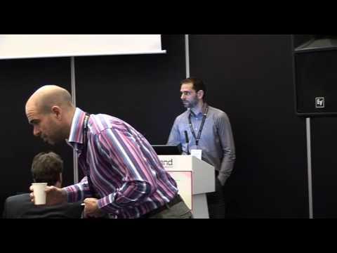 Martin Gysi, Senior Network Development Engineer, Swisscom, Switzerland